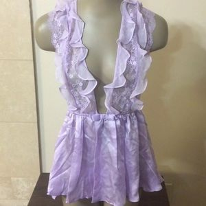 Victoria's Secret Designer Collection Babydoll Set